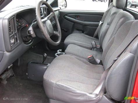 2001 Silverado Interior by 2001 Chevrolet Silverado 1500 Regular Cab 4x4 Interior