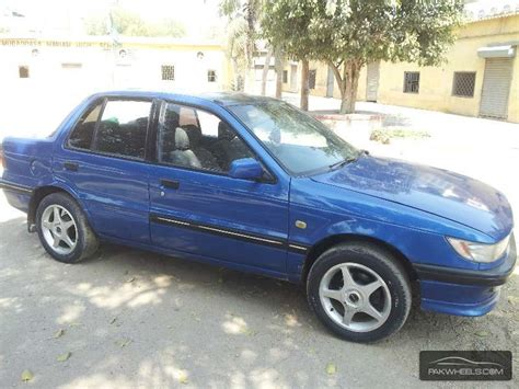 mitsubishi lancer 1990 for sale in karachi pakwheels used mitsubishi lancer 1 3 glx 1990 car for sale in karachi 1075522 pakwheels
