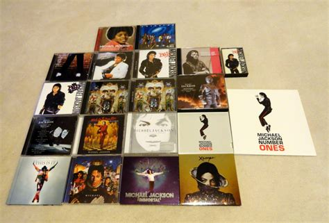 Cd Original You Special Collection For Collector it s human nature baby my michael jackson cd collection top to