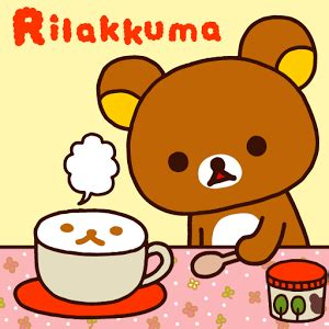 theme line rilakkuma apk rilakkuma theme latest version apk androidappsapk co