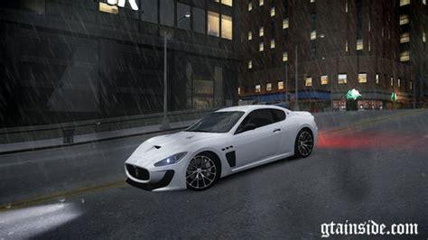 Ta Maserati by Gta 4 Maserati Mods And Downloads Gtainside