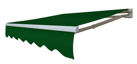 bricoman tende da sole tenda da sole a barra quadra verde tinta unita 295x200 cm
