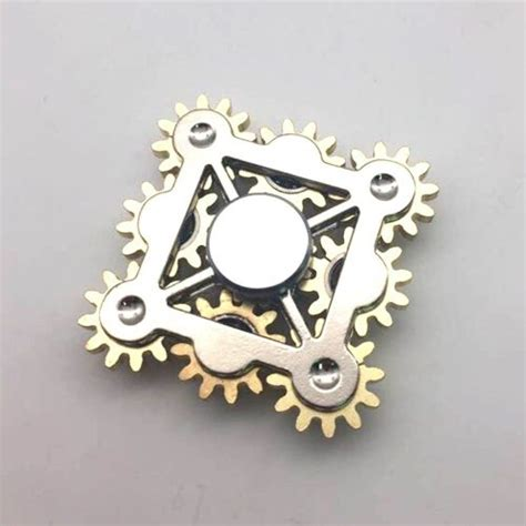 Fidget Spinner 9 Bearing Wheel Gear Electric Saw Metal Toys 19 74 types and styles of edc fidget spinner