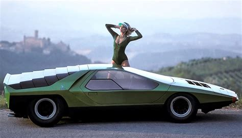 alfa romeo carabo concept car concept flashback 1968 alfa romeo carabo by bertone