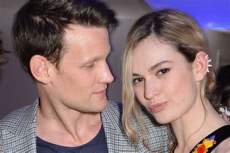eva gaëlle green couple matt smith and lily james househunting in primrose hill