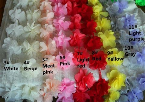 Kain Organza 3d buy grosir organza voile kain from china organza