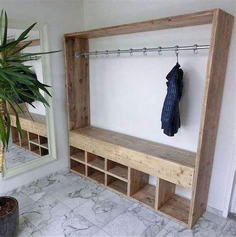 best 25 pallet wardrobe ideas on