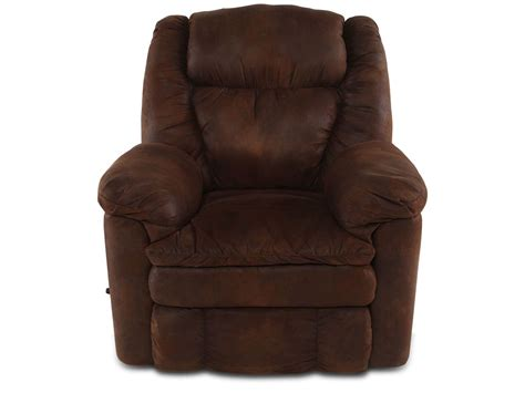 lane rocker recliners lane talon coffee rocker recliner mathis brothers furniture