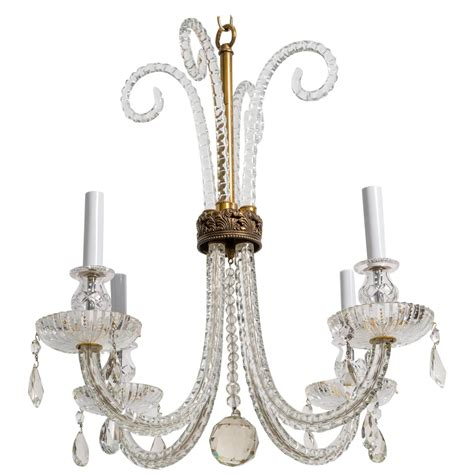 1930s Chandelier 1930s Plume Chandelier For Sale At 1stdibs