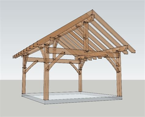 timber frame plan timber frame hq