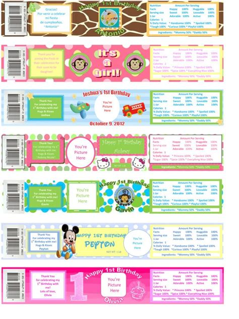 8 best images of gerber baby food printable label gerber