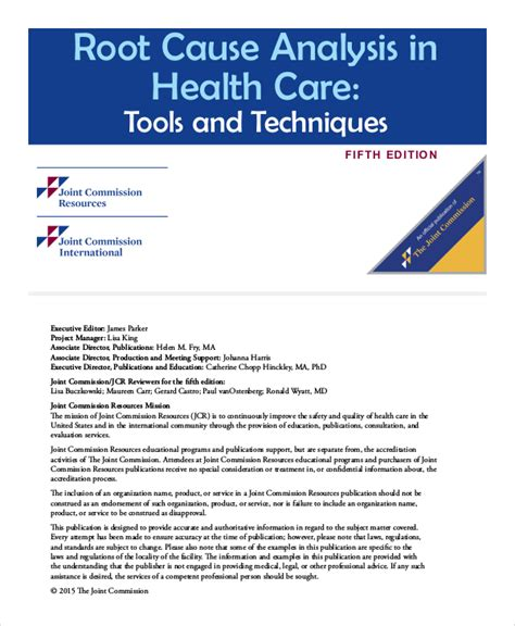 Root Cause Analysis Healthcare Template Root Cause Analysis Template 8 Free Word Pdf Documents Download Free Premium Templates