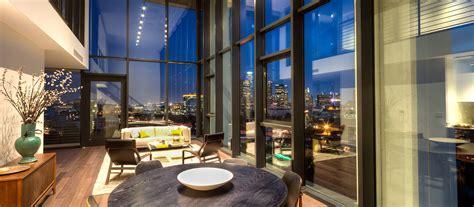 luxury penthouses in los angeles