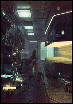 a real world cyberpunk bedroom how accustomed we ve 1000 images about science fiction fantasy on pinterest