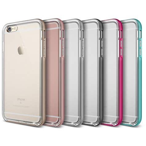 Verus Iphone 6 6s Bumper Series Steel Silver iphone 6 6s plus verus bumper series