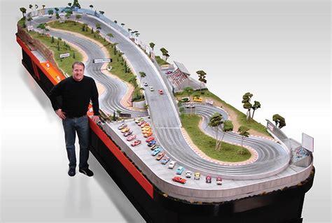 Diy Bathroom Flooring Ideas by Luxury Amp Custom Slot Car Raceways