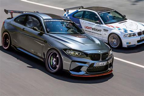 Auto Bild Sportscars 11 2017 by Lightweight Performance Bmw M2 Csr Breaks Bmw