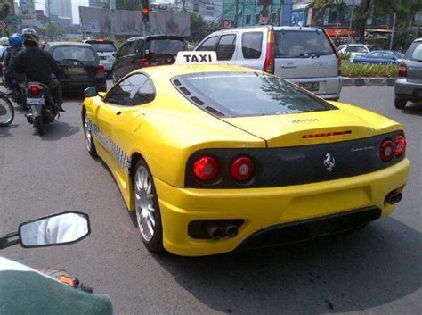 porsche indonesia career jakarta s mm cab pimps your ride takes you home in a ferrari