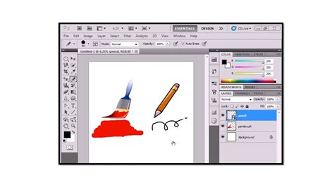 the brush tool in photoshop cs6 teachucomp inc
