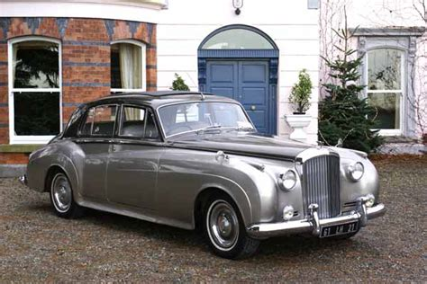 classic bentley classic 1961 1962 bently wedding cars available for