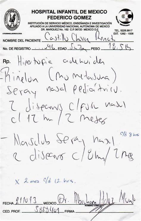 imagenes de recetas medicas xfavor me podrian mandar fotos de recetas medicas que les