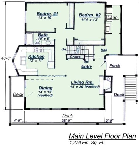 creative house plans chalet house plan model c 511 lower floor plan from