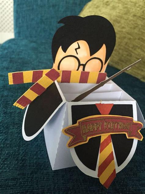 Weasley Birthday Card