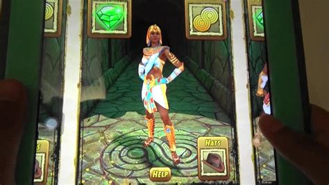 temple run 2 blazing sands temple run 2 new characters cleopatra and imhotep in blazing sands