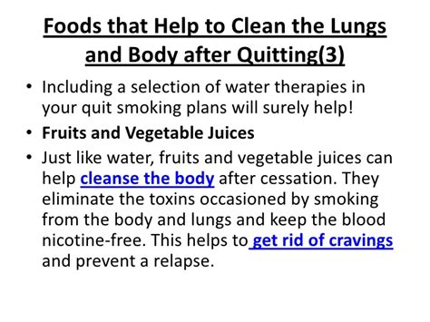 Detox After Quitting by Detox For Quitting Chewing Tobacco Detox Autos