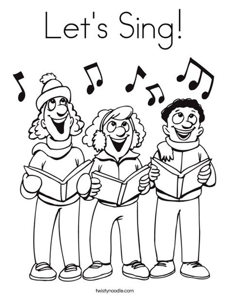 free coloring pages of sing a song of sixpence let s sing coloring page twisty noodle