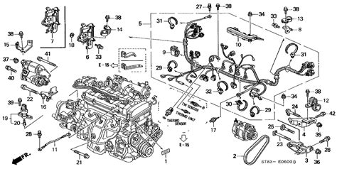 94 integra wiring harness 25 wiring diagram images