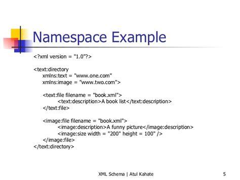 tutorial xml namespace 3 xml namespaces and xml schema