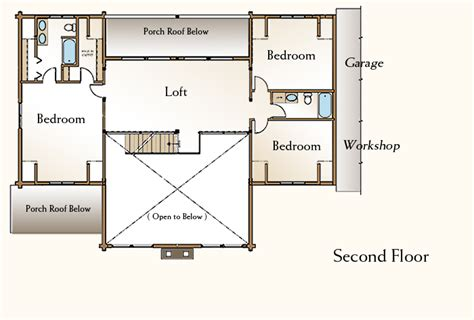 real log homes floor plans the stonington log home floor plans nh custom log homes