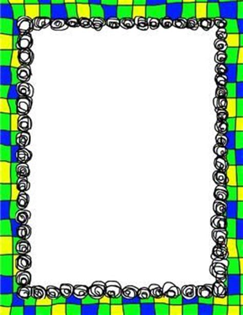 Lukisan Doodle A4 Colour Tidak Background Frame 40 best images about borders backgrounds on printable frames iphone wallpapers