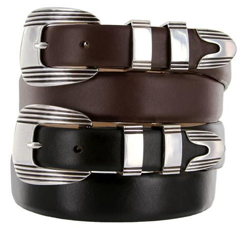stanley italian leather designer dress belt