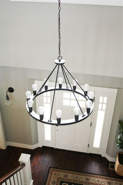 Entryway Chandelier Lighting 25 Best Ideas About Entryway Chandelier On Foyer Lighting Entry Chandelier And