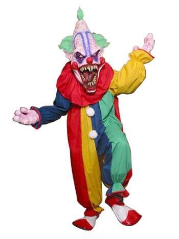 fabulous clown for maze big top clown costume