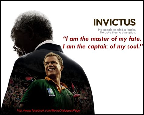 film dialogue quotes movie quotes and dialogues invictus movie quotes