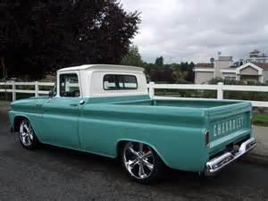 1962 chevrolet c 10 custom 116225