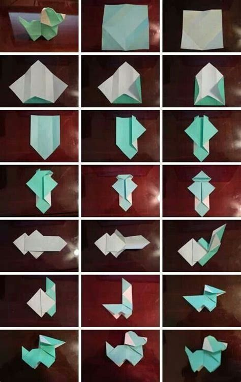 Puppy Origami - origami dogs