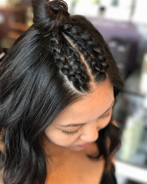 Braid Hairstyles On Hair by 37 Braid Hairstyles For 2019