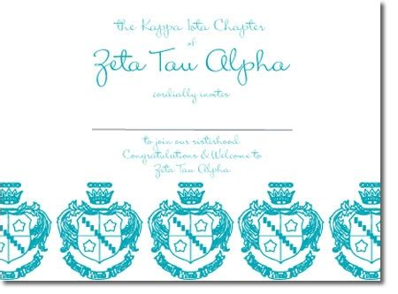 bid day card sorority recruitment template 25 best images about bid day cards on chevron