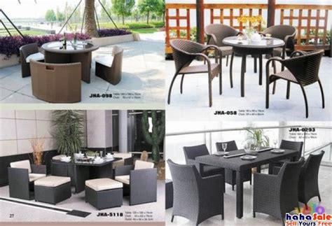 synthetic rattan furniture malaysia outdoor furniture