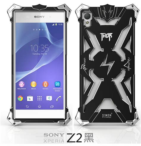 Sony Xperia Z5 Dual Thor Iron Bumper Metal Casing Cover Keren 19 best sony smartphone accessories images on sony xperia aluminum metal and ox