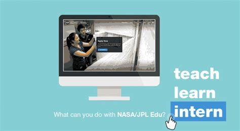 intern websites news jpl launches enhanced education website