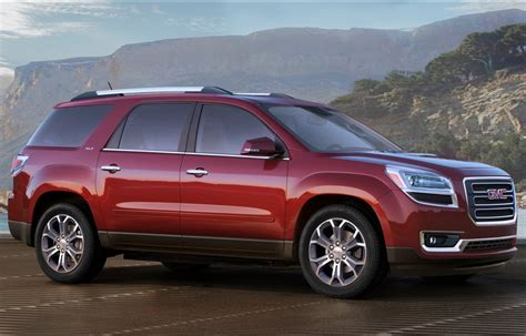Jeep Buick The New Passenger Crossover Jeep Gmc Acadia 2013