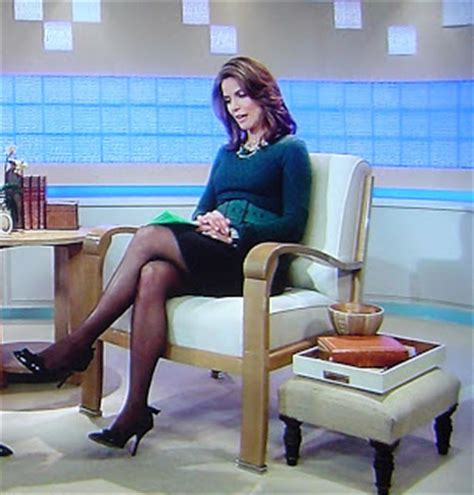 natalie morales stockings wear more nylons wmn salutes the today show