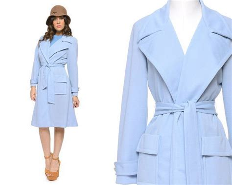 light blue coat womens 1000 images about i love trench coats on pinterest