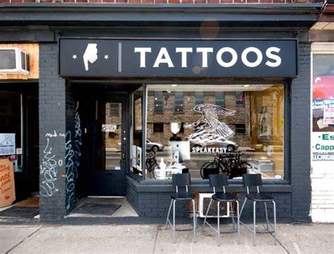 late night tattoo shops inside harbord s shop