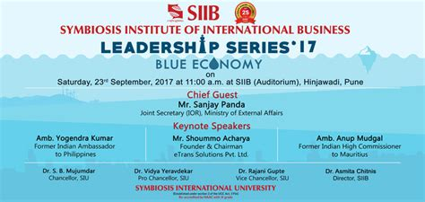 Symbiosis International Mba Ranking by Symbiosis International Deemed India S